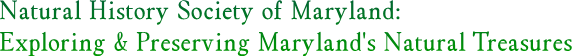 Natural History Society of Maryland: